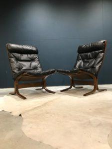 Danish chair leather