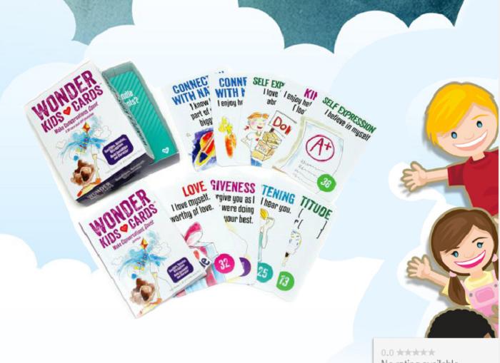 Wonder Kids Cards Game